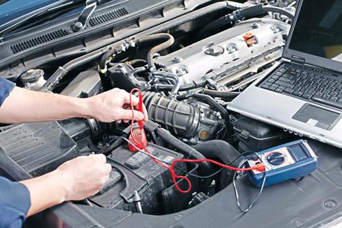 bảo trì xe ô tô